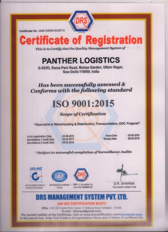 Warehousing in DELHI/NCR | Logistics in DELHI/NCR